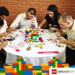 Desenvolvendo a equipe com LEGO®