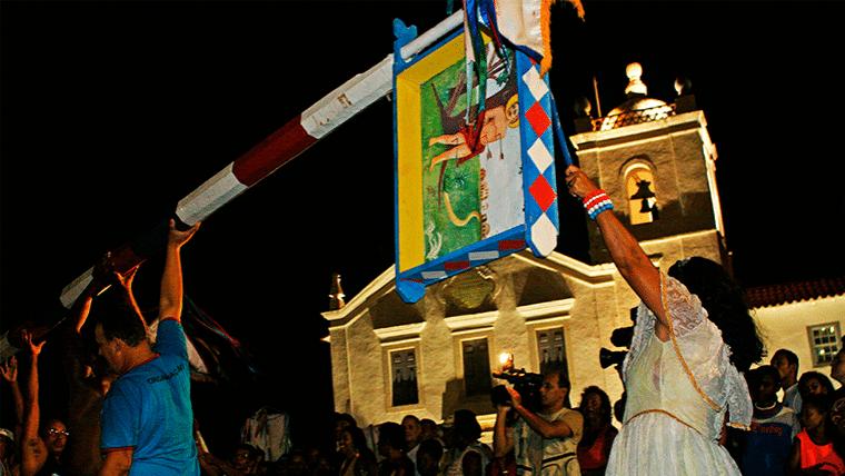 Festa em Serra: a cidade comemora São Benedito
