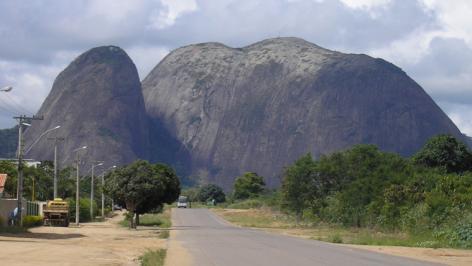 Verão radical: subida na Pedra do Elefante em Nova Venécia