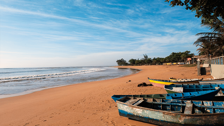 5 praias da Serra para se encantar