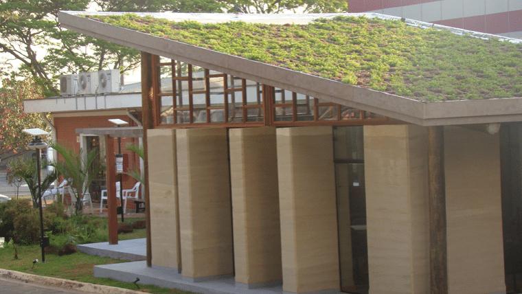 O telhado certo para deixar sua casa mais fresca