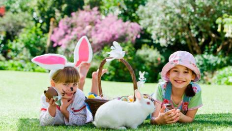 A Páscoa em casa é mais divertida – Planeje sua festa