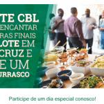 Convite CBL – Brunch de finalização de obras