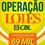 Imperdível em Linhares! Operação Lotes CBL a partir de 69 mil
