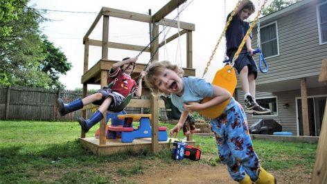 7 dicas para brincadeiras com crianças no quintal