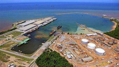 Estrutura logística impulsiona a economia de Aracruz