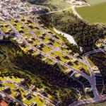 A diferença entre bairro planejado e bairro não planejado