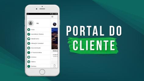 Portal do Cliente: nosso novo canal de relacionamento