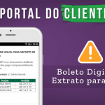 Portal do cliente CBL