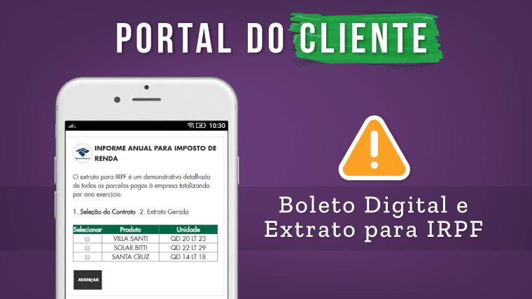 Portal do Cliente: informações importantes para fevereiro