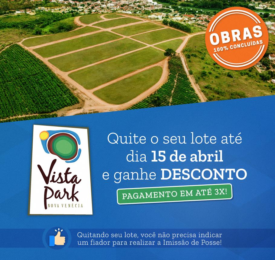 Vista Park – home page