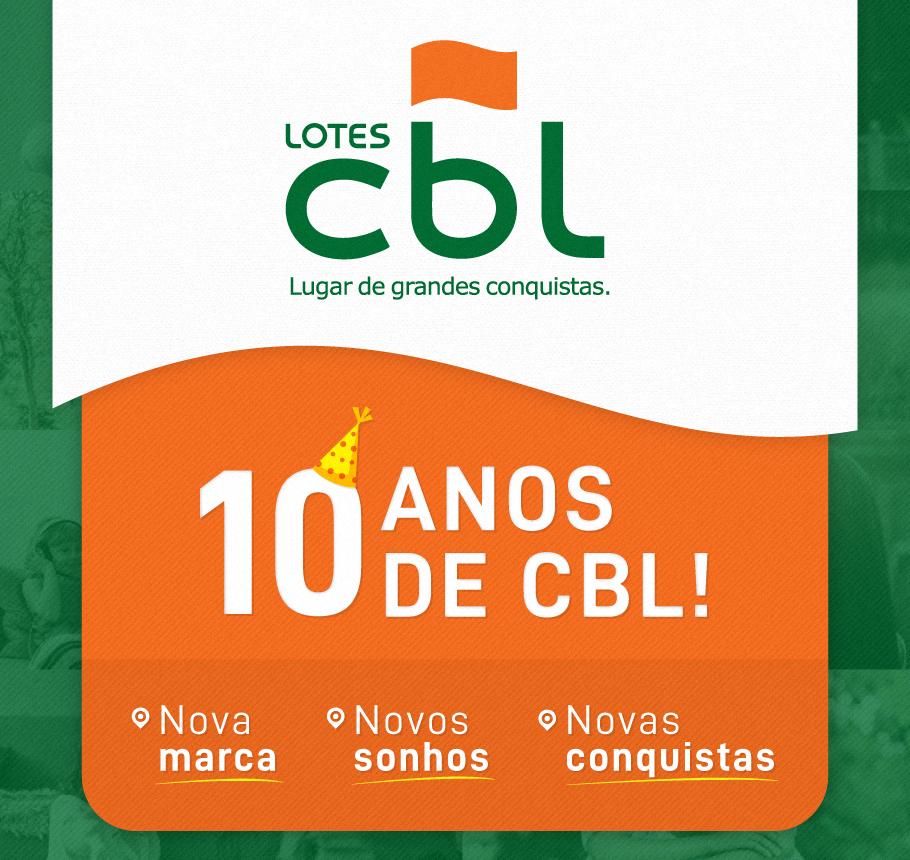 10 anos CBL