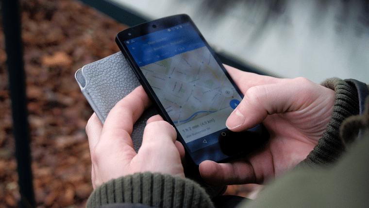 Como medir terrenos no Google Maps?