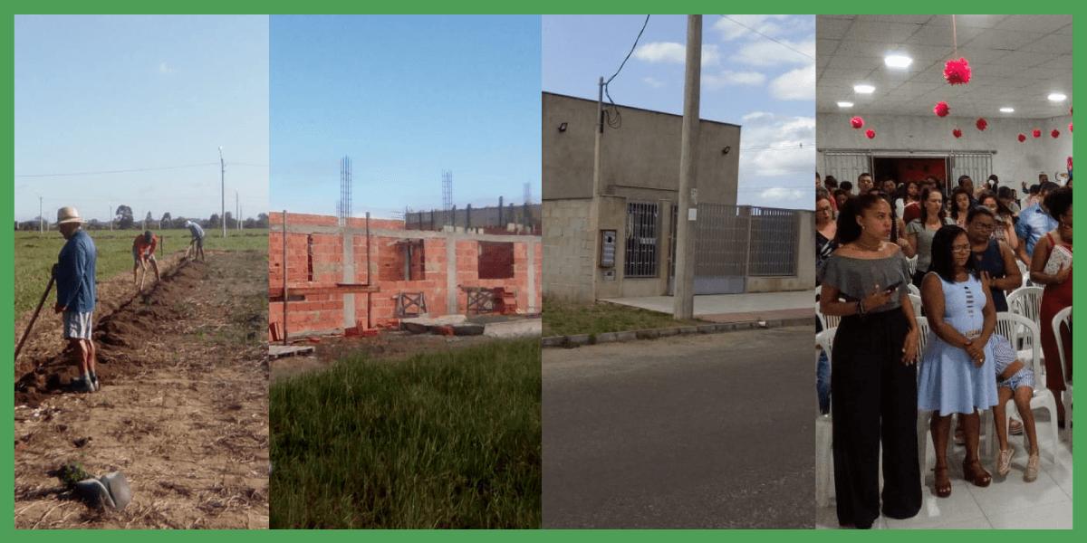 Autonomia: como comprar um lote realizou o sonho de uma comunidade