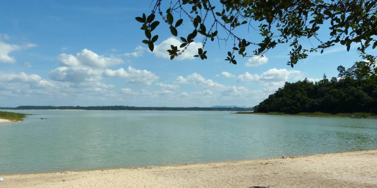Que tal aproveitar o calor no Espírito Santo de boa na lagoa?