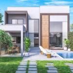 Compre seu lote e construa sua casa 100% financiada