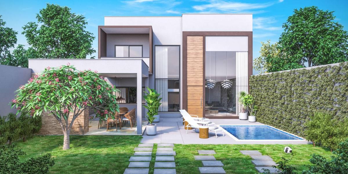Compre seu lote e construa a casa dos sonhos financiada