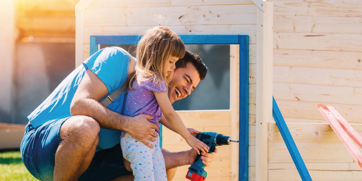 Quintal para criança: 7 ideias de projetos