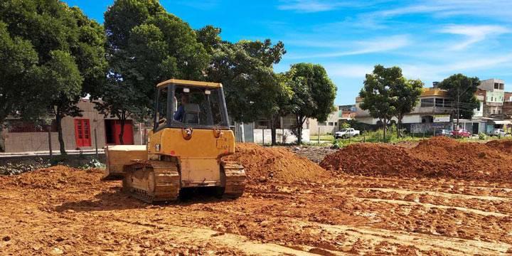 Loteamento em Vila Velha: Laguna Park com obras a todo vapor