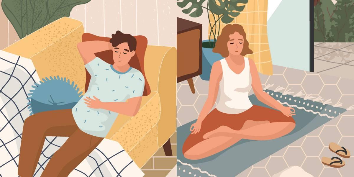 Como fazer meditação em casa