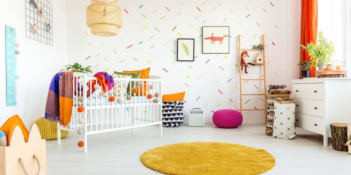 Como planejar a decoração para quarto infantil
