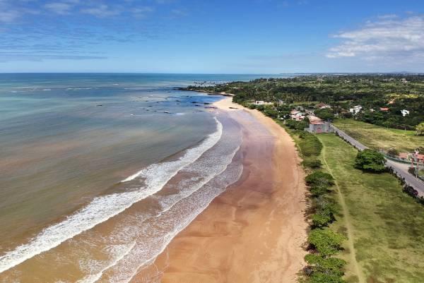 5 praias no litoral do ES